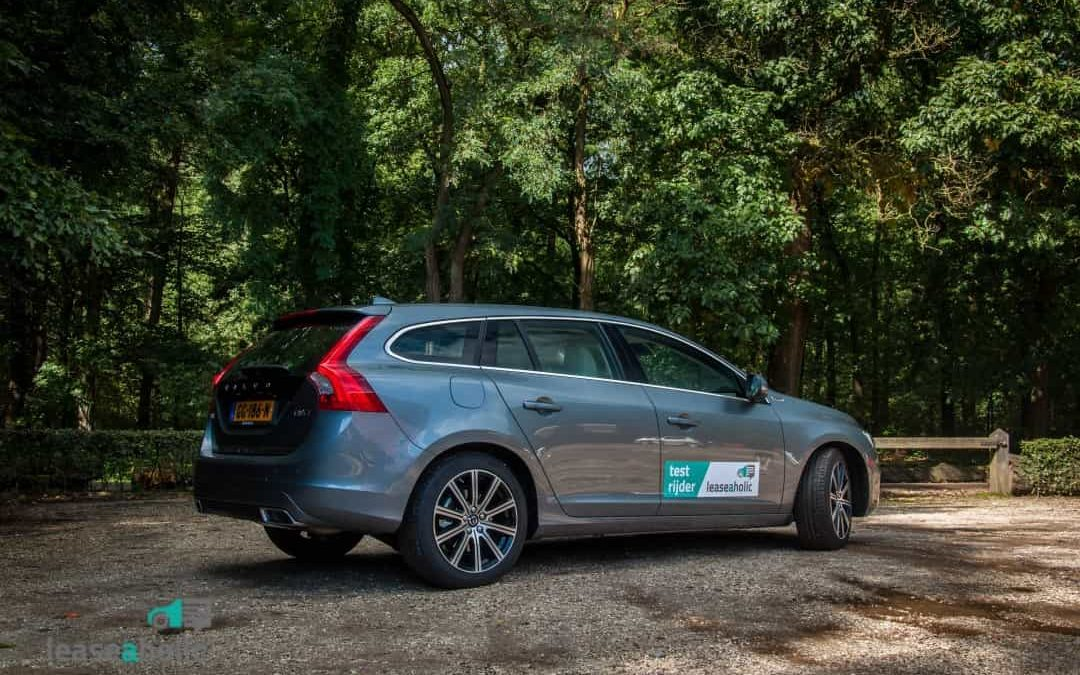 Volvo V60 Twin Engine – rijtest