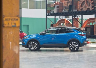 Opel Grandland X introduction
