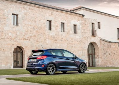 Ford Fiesta ST-Line lease rear