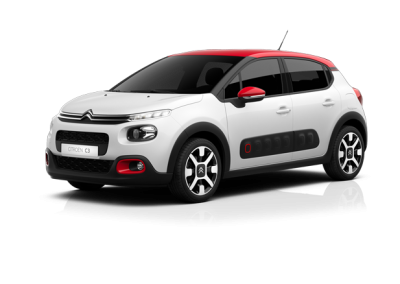 Citroen C3 private leaseauto 2017