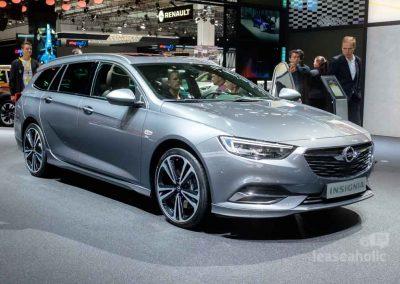 bestaansrecht autobeurzen Opel Insignia Sports Tourer IAA