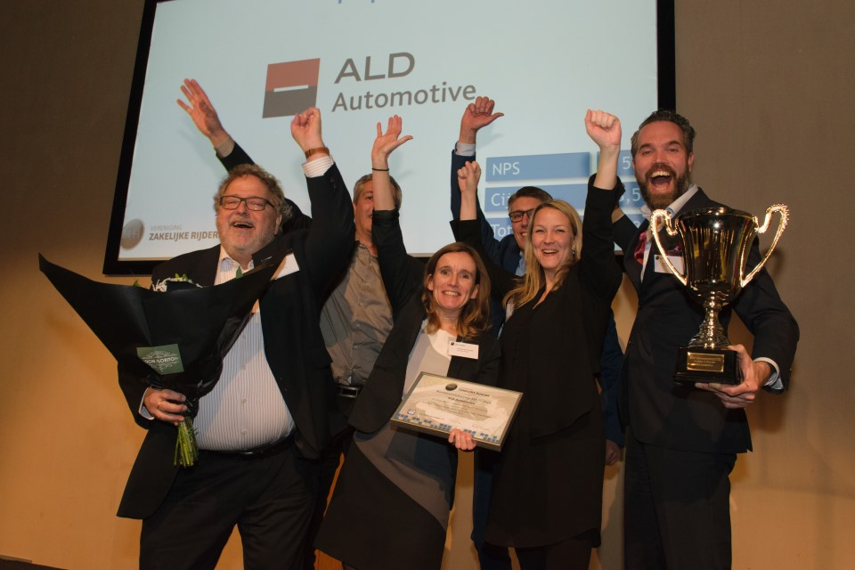 ALD Automotive, Friesland Lease, Athlon en Alphabet zijn de beste Leasemaatschappijen van 2017/2018