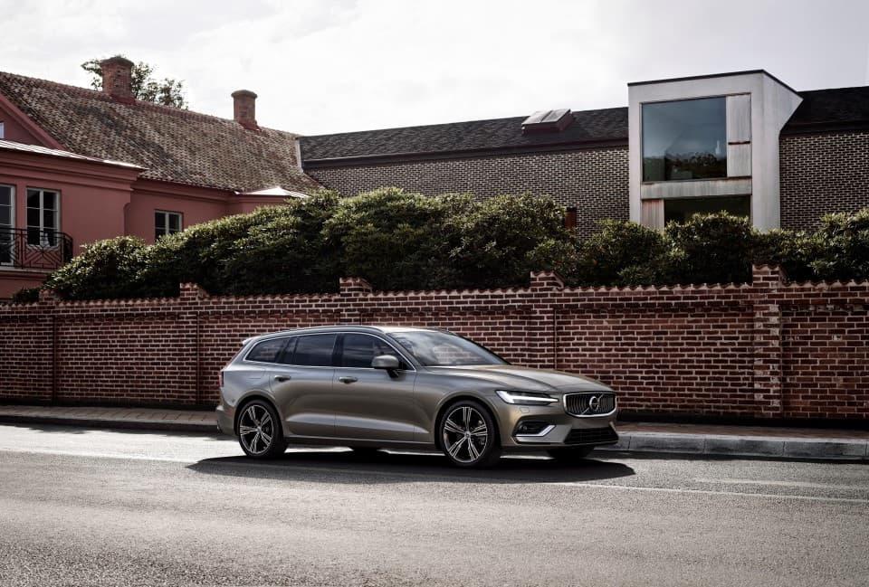 Nieuwe Volvo V60, dit moet je er van weten