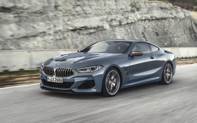 The boy is back, BMW 8-serie!