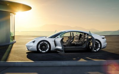 Porsche Mission E wordt Porsche Taycan. Hier de eerste specificaties.