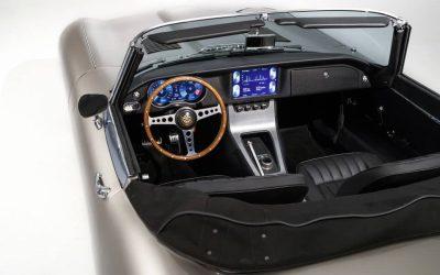 Oude Jaguar E-type wordt elektrisch met 4% bijtelling