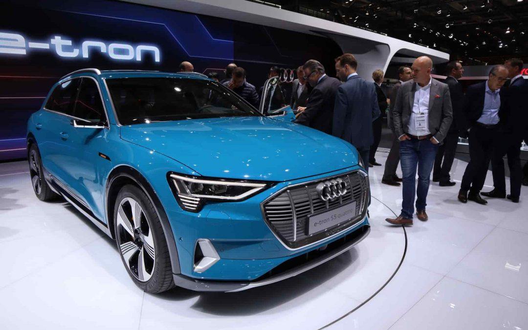 De nieuwste zakenauto's op de Parijs Motorshow