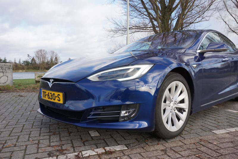 Tesla Model S 75D – leaseauto test voor leaserijder