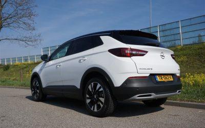 Opel Grandland X doet zijn naam eer aan