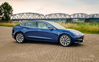 Autoverkoop september 2019: Tesla Model 3 is bestverkochte auto